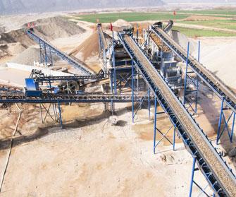 zhongxin heavy industry production line